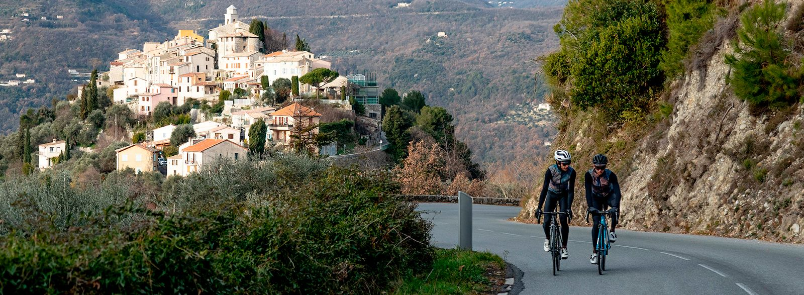 WHERE TO RIDE FROM NICE – GILETTE & BONSON