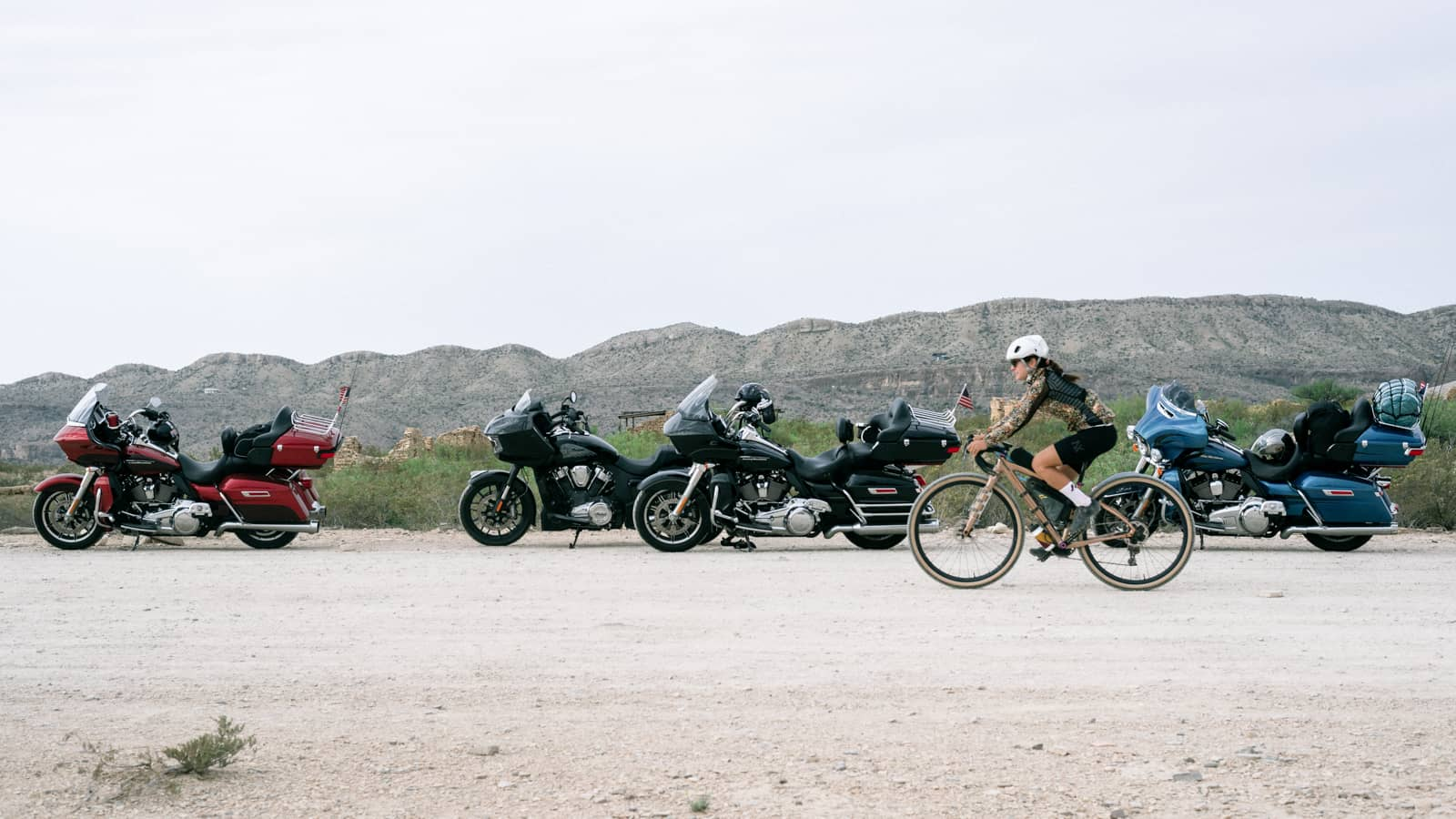 Gravel Riding in the Lone Star State