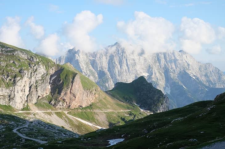 Coins Cachés Julijske Alpe