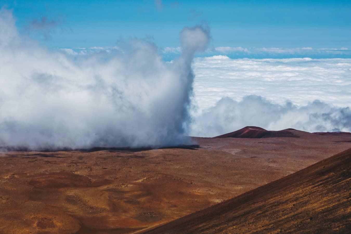 Mauna Kea: dance on a volcano