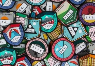 Badges High Five