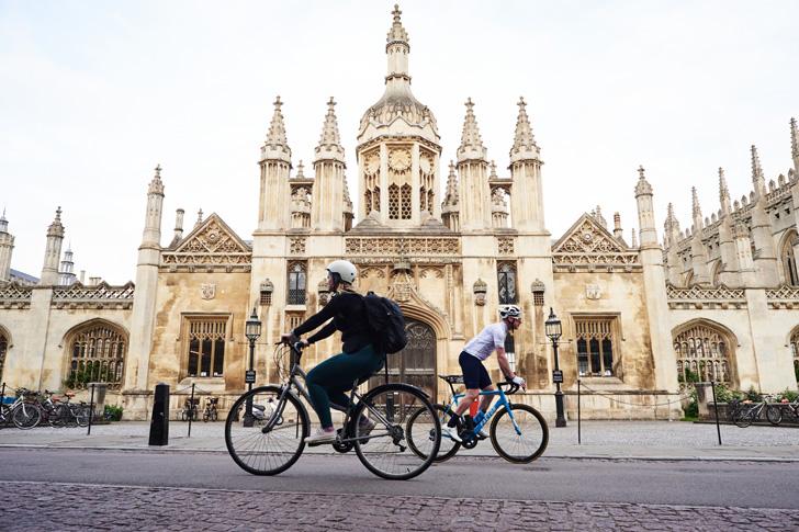 Coins Cachés Cambridge