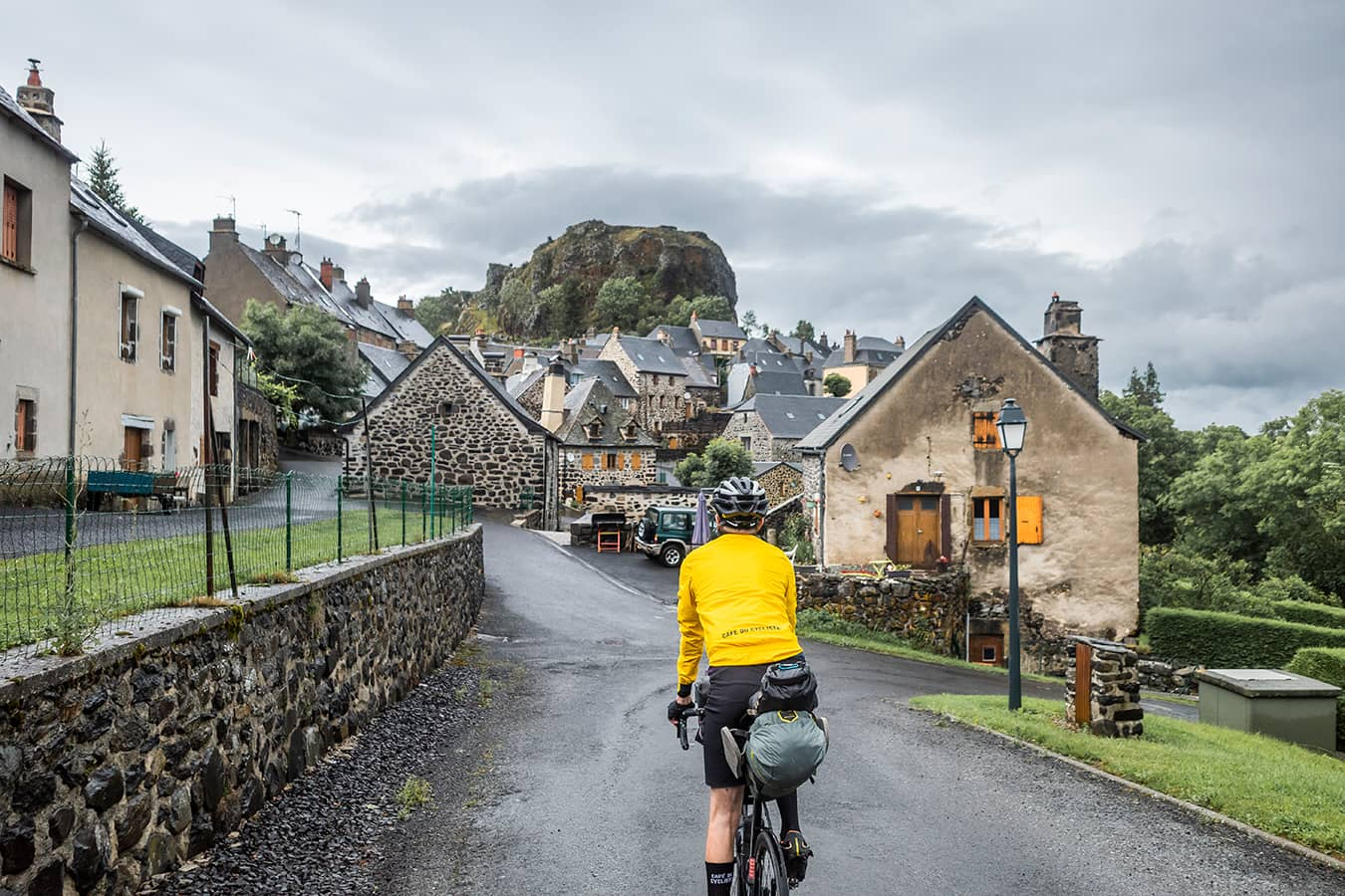 Sophie Gateau: A Tour of the Volcanoes of Auvergne