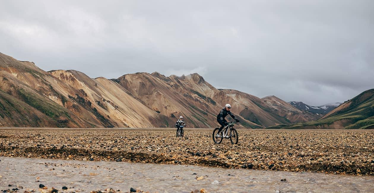 66 North x Café du Cycliste