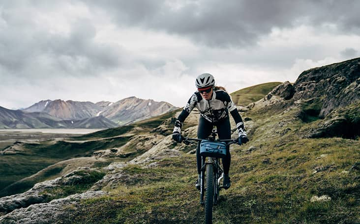 Café du Cycliste x 66North Lookbook