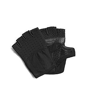 Cycling mitts black