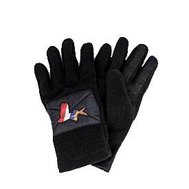 gravel gloves black