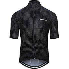 Men's Superlight Cycling jersey Fleurette Black