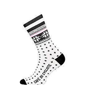 Cycling socks nordic black