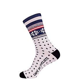 Cycling socks Nordic navy