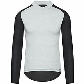 men's cosette merino base layer elephant skin