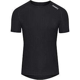 Men's merino base layer Marcelle black