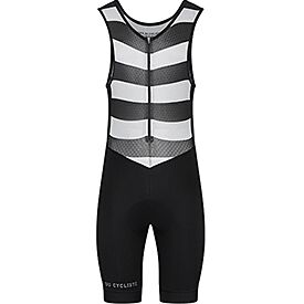 Men's bib shorts with base layer Annabelle