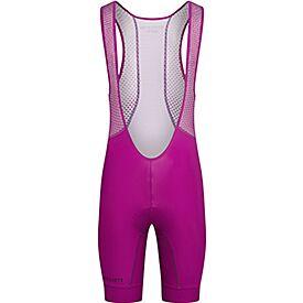 Marinette bib shorts pink