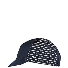 Cycling cap animal series sardine