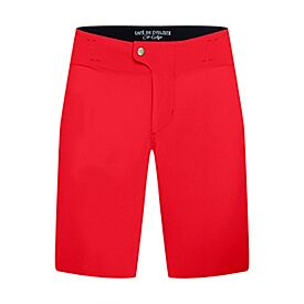 men's short renée red