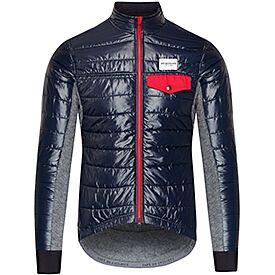 men's Albertine jacket solid navy