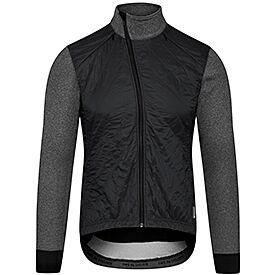 Men cycling jacket Heidi black