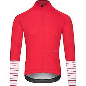 men's arlette cycling jersey poppy red