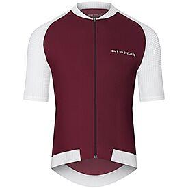 Men's Cycling Jersey Dalida Bordeaux