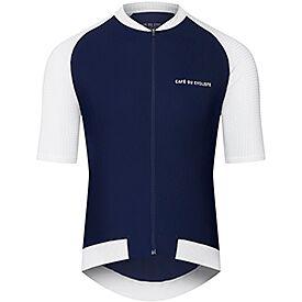 Men's Cycling Jersey Dalida Navy