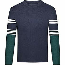 men's merino pullover Germaine