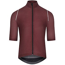 Audax cycling jersey for men Mona bourgogne