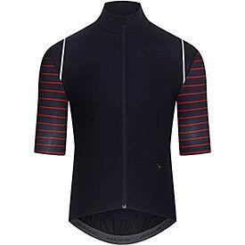 Audax men's cycling jersey Monique pure navy