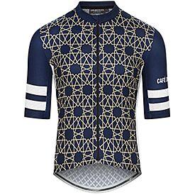 Men's lightweight cycling jersey Tichka navy