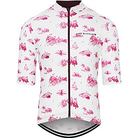 Men's Cycling Jersey Valentine Red