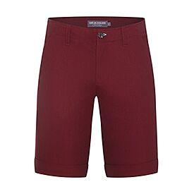 Men's summer shorts Paulette red garnet