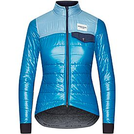 women's Albertine jacket duo bleu
