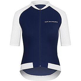 Women's Cycling Jersey Dalida Navy