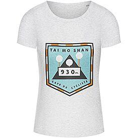 women's t-shirt col tai mo shan