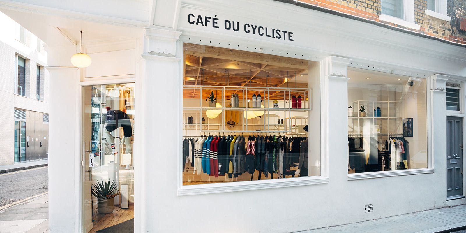 London Store | La Gazette | Café du Cycliste