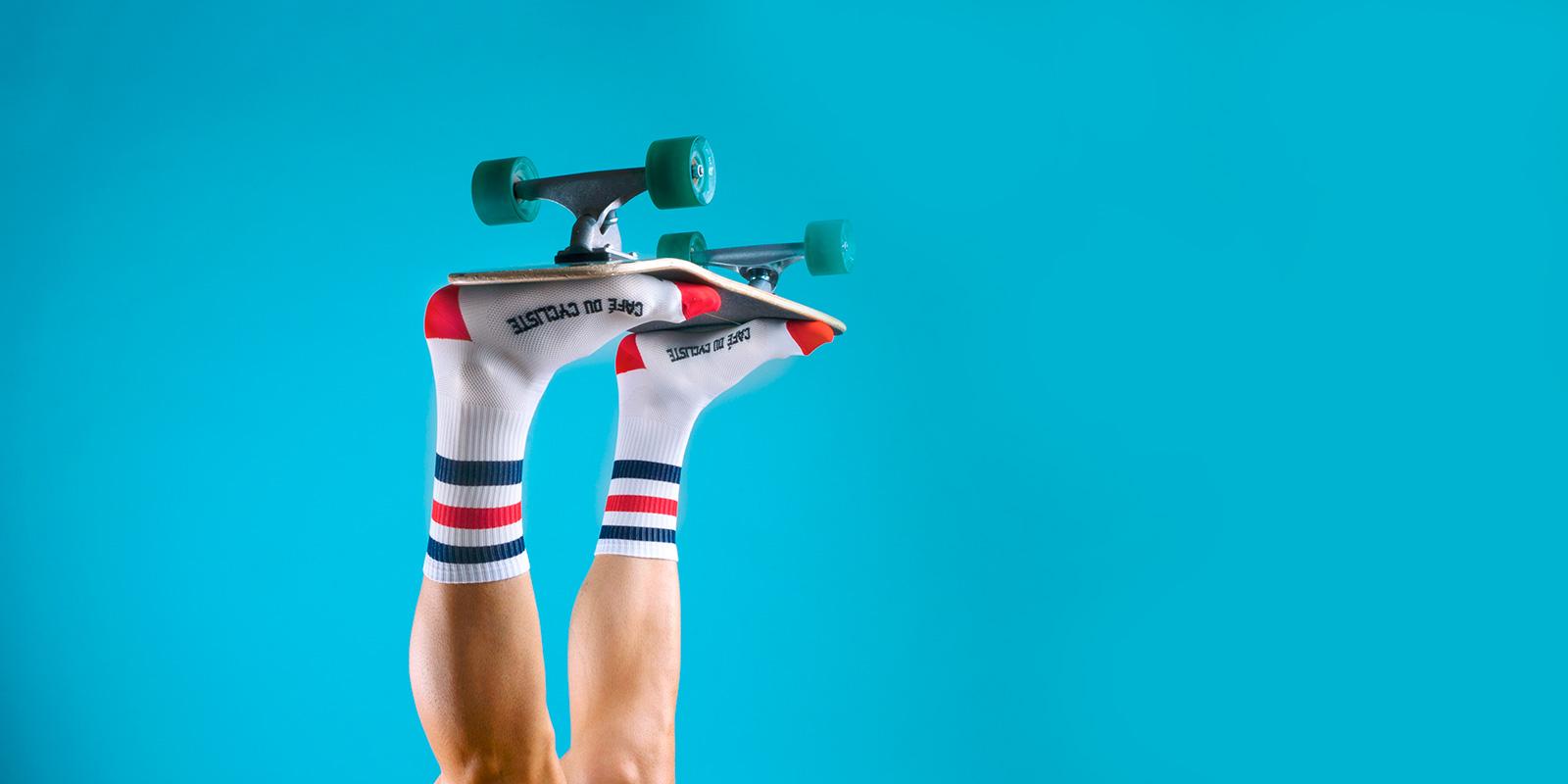 Tube socks & style | La Gazette | Café du Cycliste
