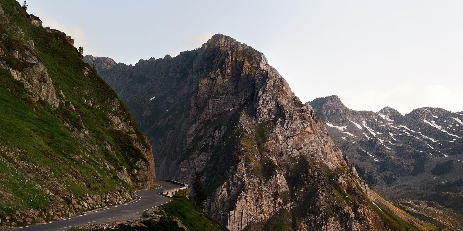 Col du Tourmalet: Montagnes du monde #7