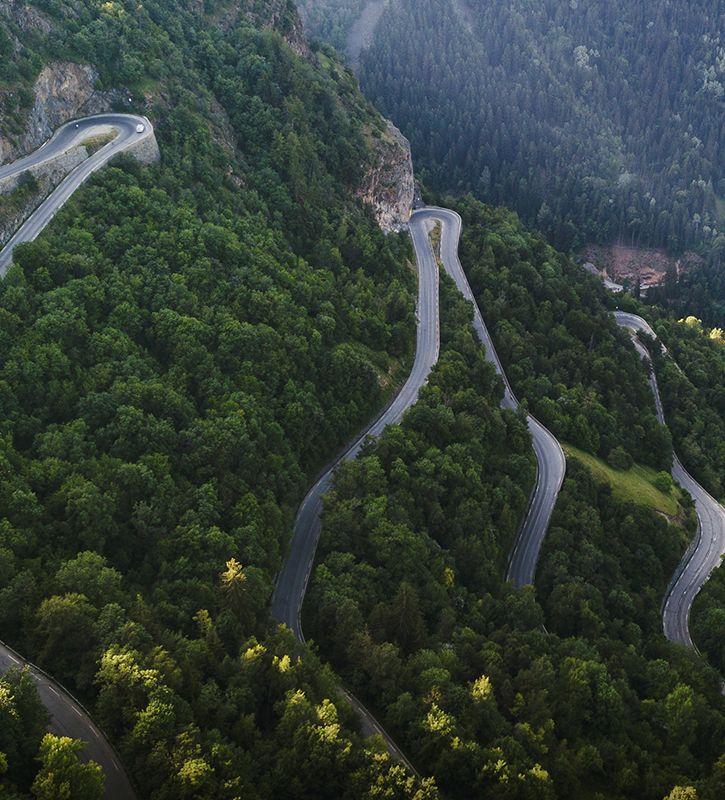 L'Alpe d'Huez: Montagnes du monde #6