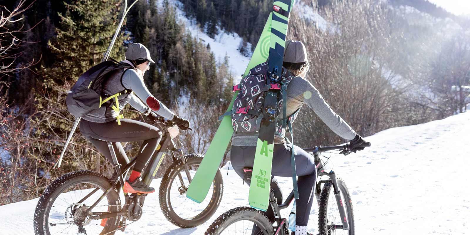 Bike Ski