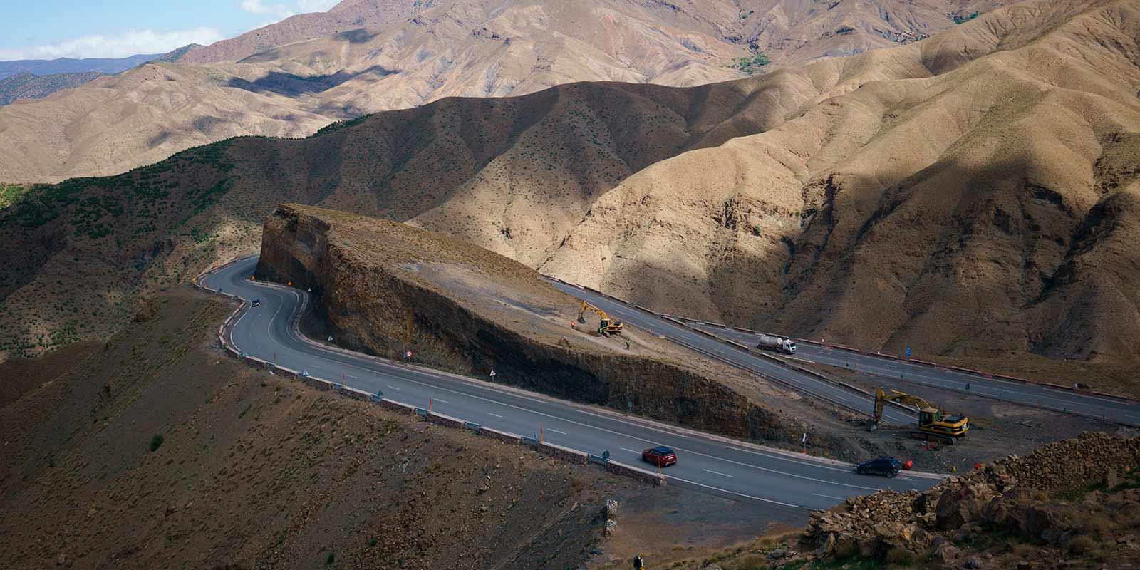 TIZI N'TICHKA – Par la Route des Caravanes