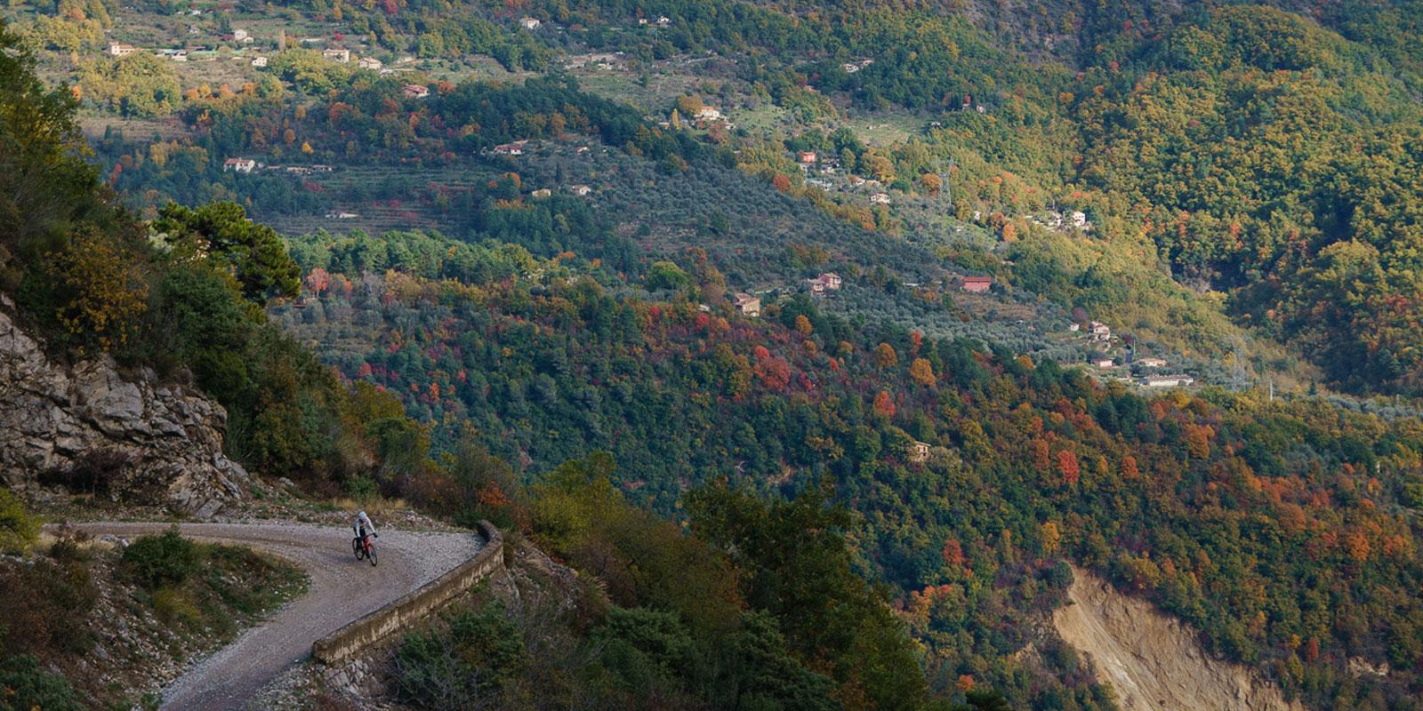 Le Col de Braus par tous les Chemins