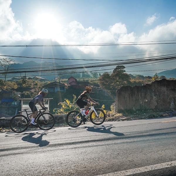 Rindu Alam Puncak: a Ride in Indonesia