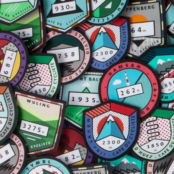 Badges Landing Page