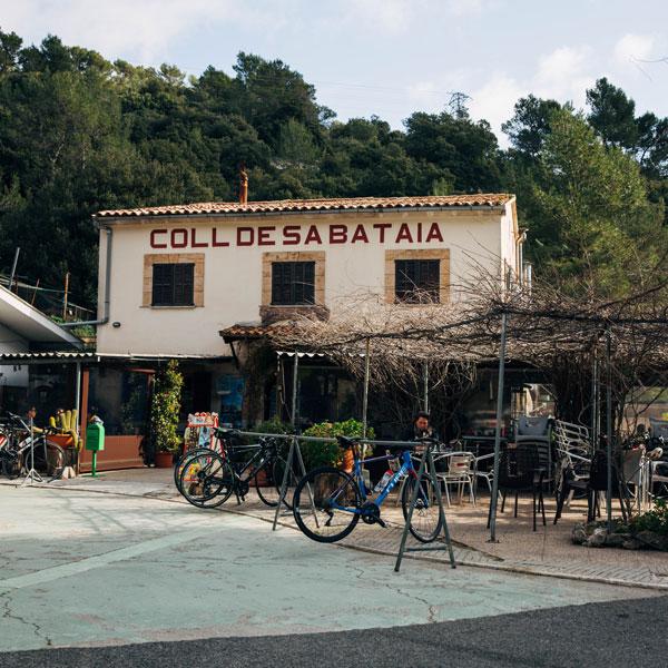 MALLORCA COLLS & CLIMBS : COLL DE SA BATALLA