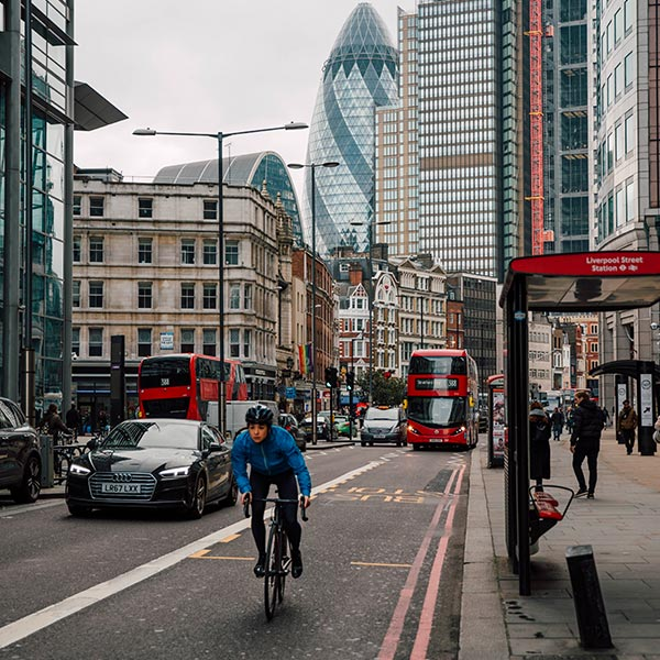 Cycling Escape London