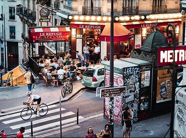 Cycling Escape Paris
