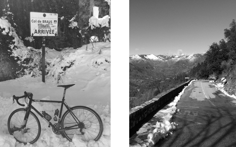 Bike&CastillonLayeredB&W