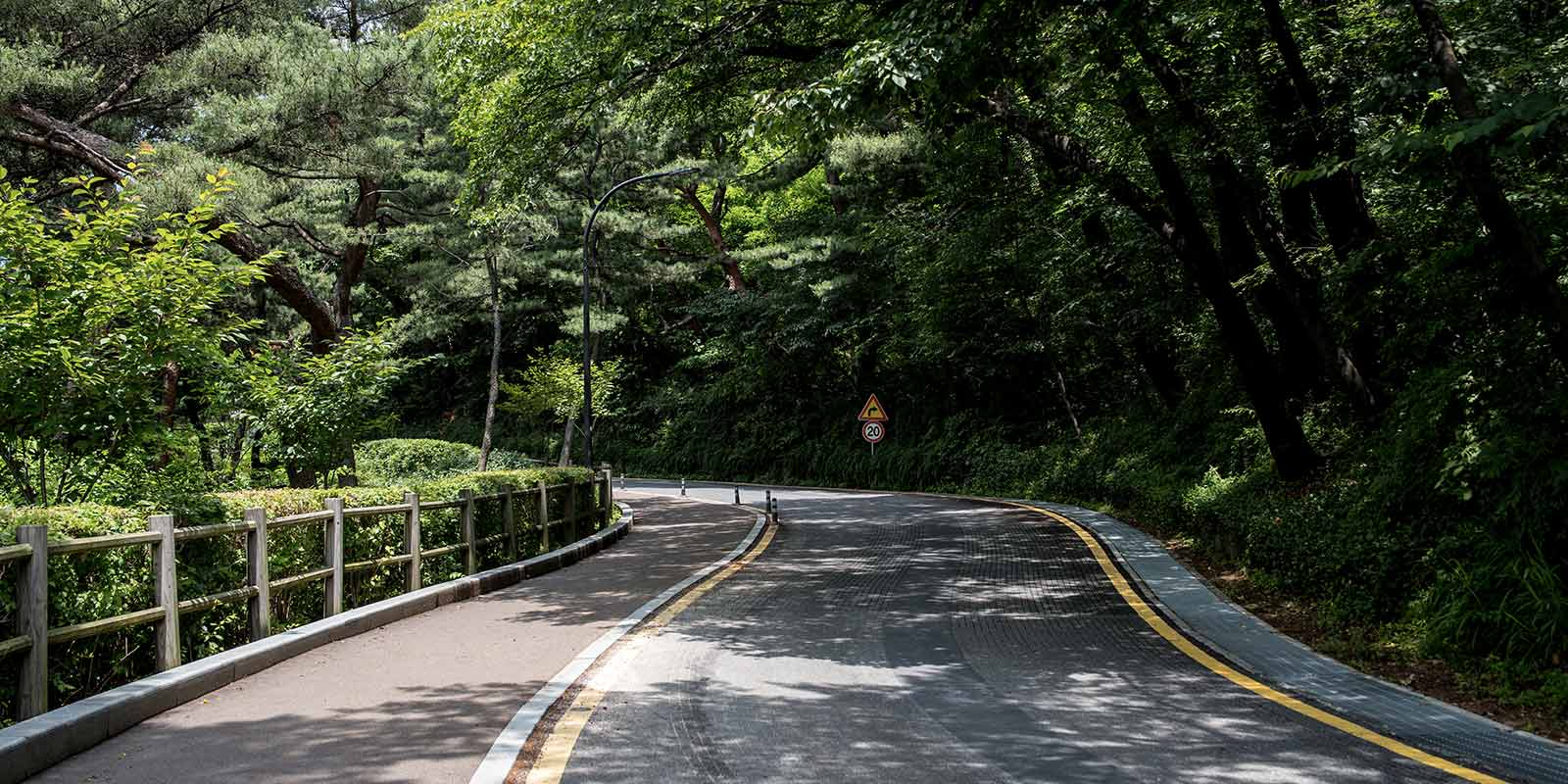Namsan – Seoul: Montagnes du monde #11