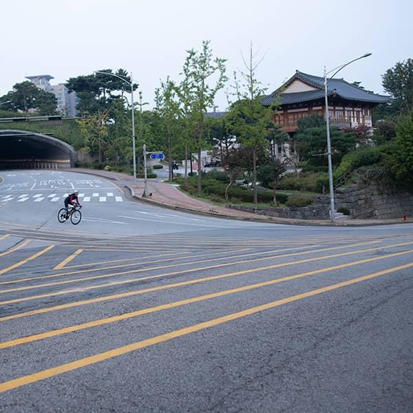 Cycling Escape Seoul